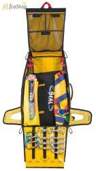 BEAL COMBI PRO 80 hátizsák, beépített kötélzsákkal 80 l - fekete színben