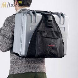 Védőtáska hordozó hátizsák - L-es méret