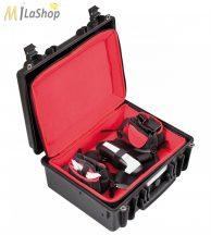 Explorer fotó/videó védőtáska - drónok szállítására kialakított hátizsákkal (4419BDR) Belső: 445 x 345 x 190 mm