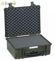 Explorer védőtáska üresen vagy szivacsbetéttel - több színben (4820) Belső:480 x 370 x 205 mm