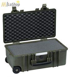 Explorer gurulós védőtáska üresen vagy szivacsbetéttel - több színben (5122) Belső:517 x 277 x 217 mm