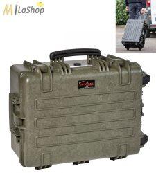 Explorer gurulós védőtáska üresen vagy szivacsbetéttel - több színben (5326) Belső:538 x 405 x 250 mm