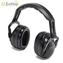 Sordin HPE passzív hallásvédő, fültok, fejpántos vagy sisakra szerelhető változatban, fekete