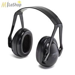 Sordin XLS passzív hallásvédő, fültok, fejpántos vagy sisakra szerelhető változatban, fekete