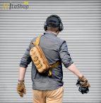 Hazard 4 Bandoleer Mini Optics Shell Sling Pack egypántos/félvállas hátizsák (fotós táska) - 2 l - több színben