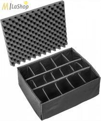 Választófalas betét(divider set) Peli Case 1610 védőtáskához