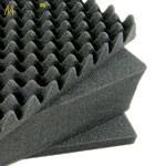 7 részes előmetszett szivacsbetét készlet Peli AIR Case 1607 táskákhoz