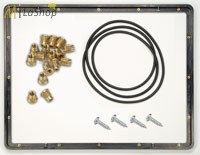 Rögzítőkeret (műszerbeépítésre) - Peli 1120-1150-1200-1300-1400-1430-1450-1470-1490-1500-1520-1550 táskákhoz