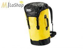 Petzl Transport zsák, hátizsák barlangászáshoz 45 literes
