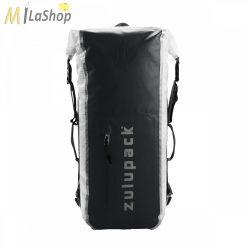 Zulupack Backpack vízálló hátizsák 25 l - fekete színben