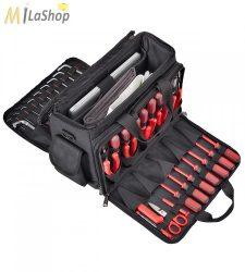 Work Line SOFT PILOT szerszámos táska, levehető laptop táskával
