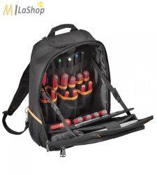 Work Line SOFT-TROLLEY-01 vászon, gurulós szerszámos hátizsák