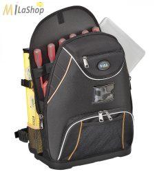 Work Line TOP-07-XL vászon szerszámos / laptop hátizsák