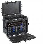 Rack Mount Case(tartókeretes) védőtáskák