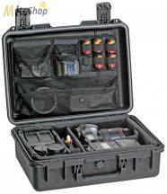Peli Stormcase (vihartok), védőtáska iM2450, választható felszereltséggel Belső: 457,2x330,2x213,4 mm