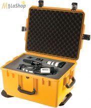 Peli Stormcase (vihartok), gurulós utazótáska, védőtáska iM2750 - több színben, választható felszereltséggel Belső: 558,8x431,8x322,6 mm