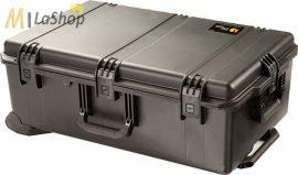 Peli Stormcase (vihartok), gurulós utazótáska, védőtáska iM2950 - fekete színben, választható felszereltséggel Belső: 736,6x457,2x266,7 mm