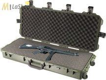Peli Stormcase (vihartok), fegyvertáska, gurulós védőtáska iM3100 - fekete színben, választható felszereltséggel  Belső: 927,1x355,6x152,4 mm