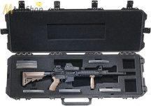 Peli Stormcase (vihartok), fegyvertáska, gurulós védőtáska iM3200 - több színben, választható felszereltséggel  Belső: 1117,6x355,6x152,4 mm