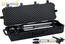Peli Stormcase (vihartok), fegyvertáska, gurulós védőtáska iM3220 - több színben, választható felszereltséggel  Belső: 1117,6 x 355,6 x 215,9 mm